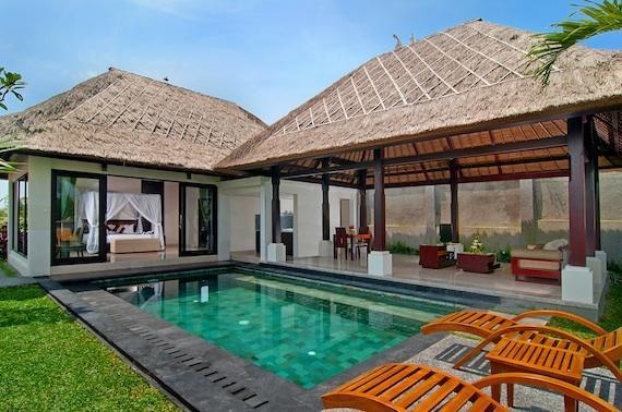 Santi Mandala Luxe 2pax, Villa's, Ubud, Bali