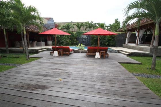 Camillia 4pax, Villa's, Kerobokan, Bali