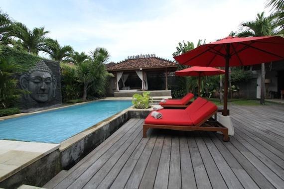 Camillia 2pax, Villa's, Kerobokan, Bali