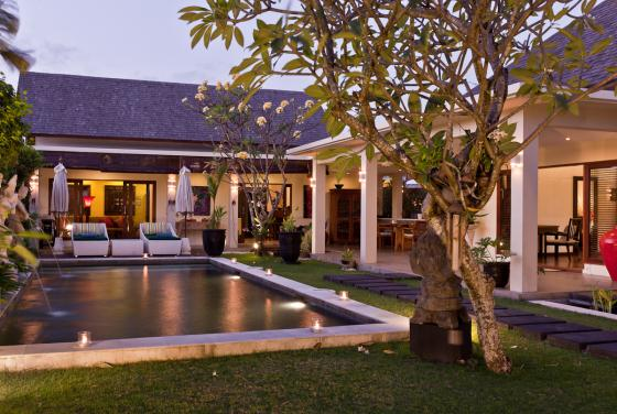 Merlu, Villa's, Canggu, Bali