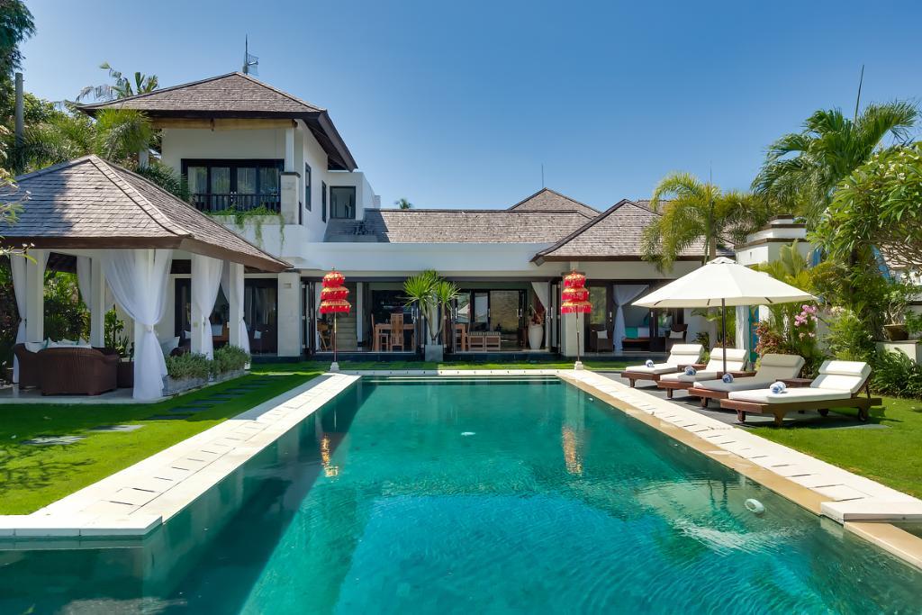 Sunset, Villas, Nusa Dua, Bali
