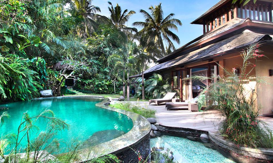 Pelangi 6pax, Villa's, Ubud, Bali