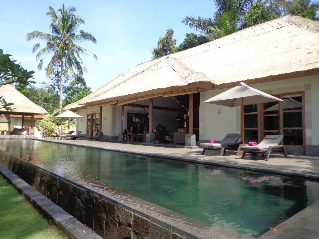 Umah Bamboo 2 pax, Villa's, Ubud, Bali