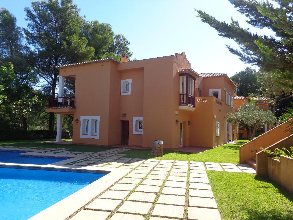 CARRASCAL GOLF TA, Modern and luxury apartment in Denia, on the Costa Blanca, Spain for 2 persons...