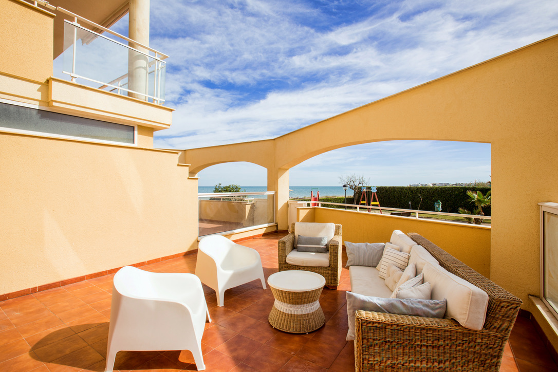 Catamaran II 39, Apartment  with communal pool in Denia, on the Costa Blanca, Spain for 4 persons.....