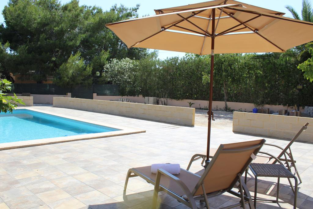 Casa Angora 4, Lovely and romantic villa in Benissa, on the Costa Blanca, Spain  with private pool for 4 persons.....