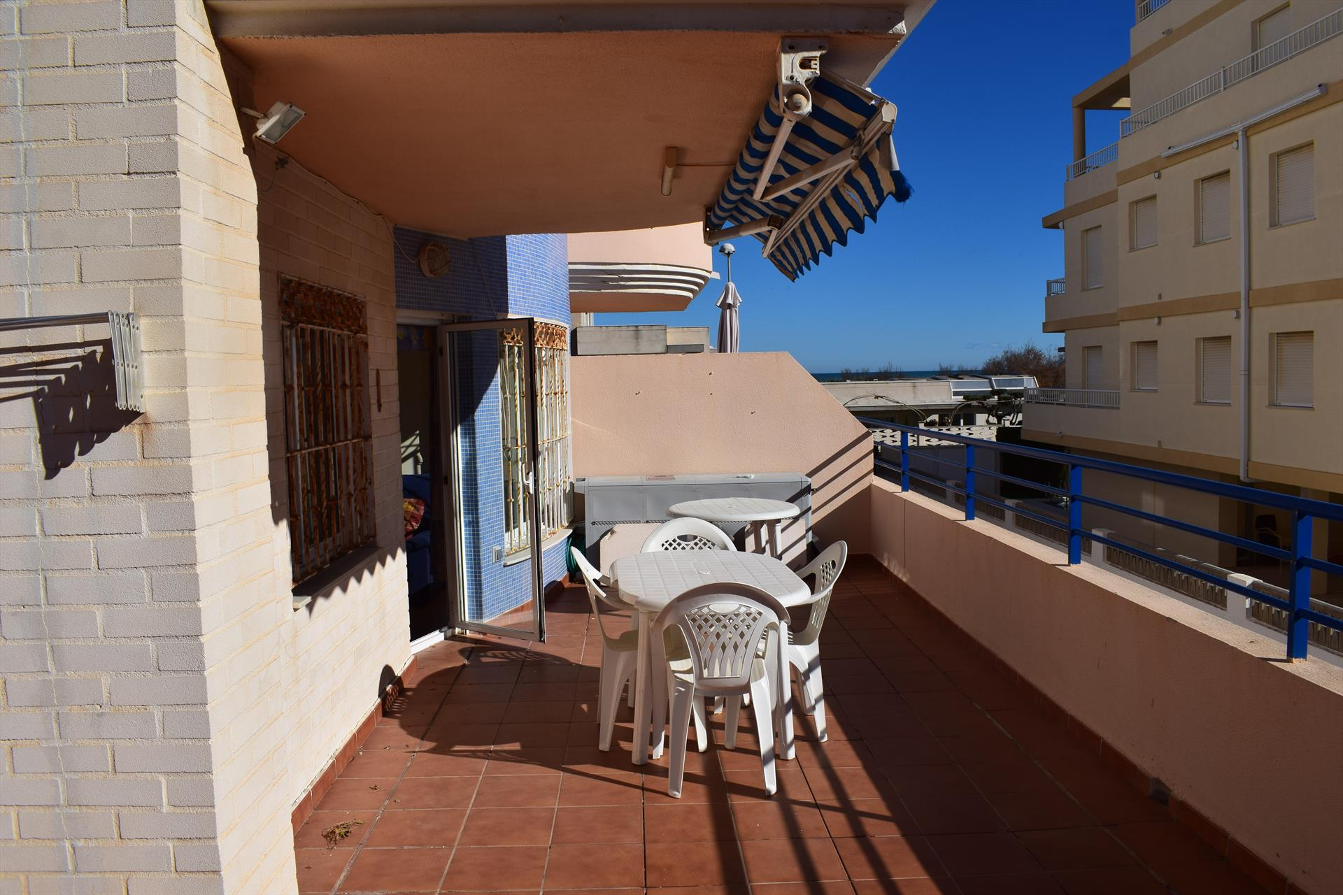 AP444 Aguamarina Dunas Sector 5, Wonderful and comfortable apartment  with communal pool in Oliva, on the Costa Blanca, Spain for 4 persons.....
