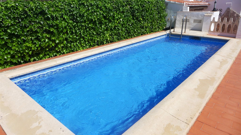 CH2500 Faig Playa Burguera Terranova, Beautiful and classic holiday house  with private pool in Oliva, on the Costa Blanca, Spain for 8 persons.....