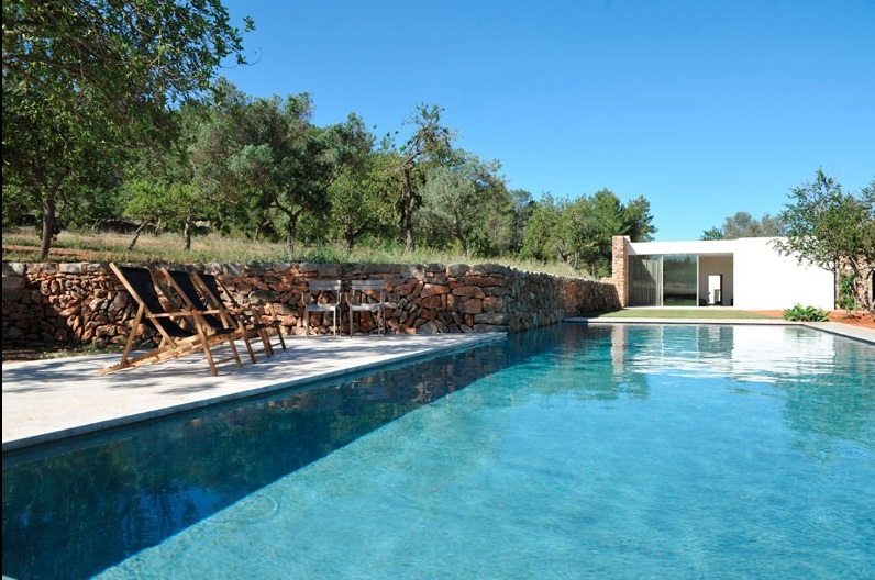 Can Bossa, Villa in Santa Eulalia, Ibiza, Spain for 12 persons...