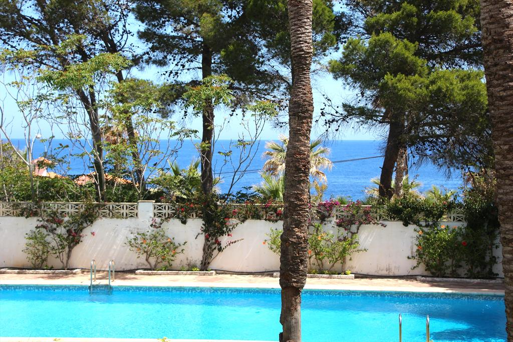 Torre del Cherro 33, Apartment in Denia, on the Costa Blanca, Spain  with communal pool for 6 persons.....