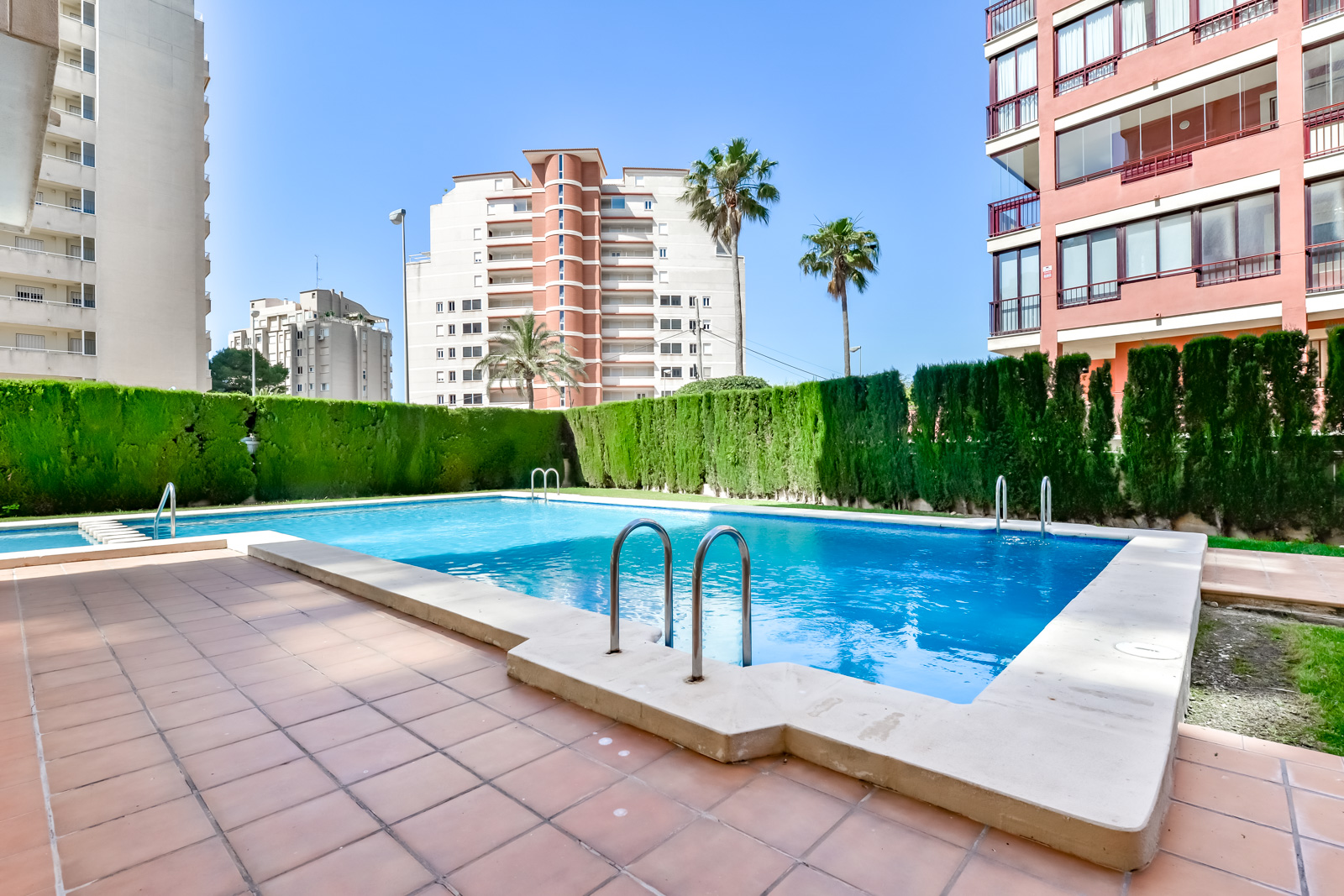 Apartamento Las Garzas 8B, Apartment in Calpe, on the Costa Blanca, Spain  with communal pool for 5 persons...