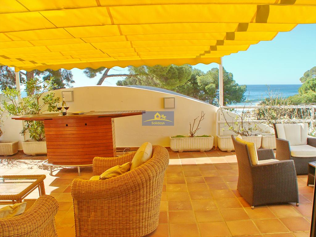 Vistas al Mar, Large and cheerful holiday house in Moraira, on the Costa Blanca, Spain for 10 persons.....