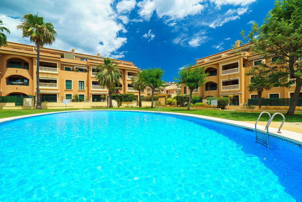 Jardines de Jane, Lovely and comfortable apartment in Javea, on the Costa Blanca, Spain for 4 persons...