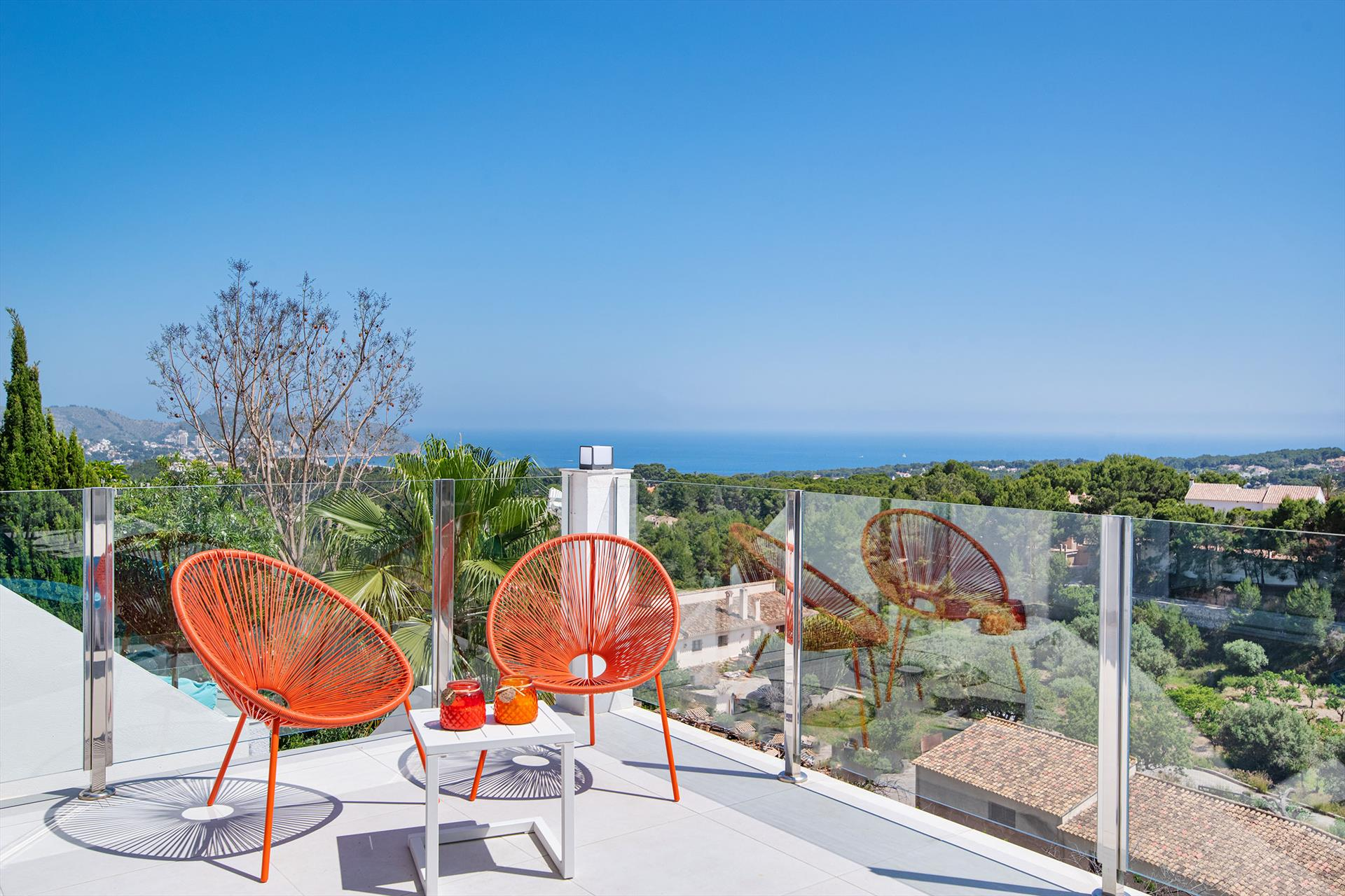 Villa Momily, Wonderful and luxury villa  with private pool in Moraira, on the Costa Blanca, Spain for 6 persons.....