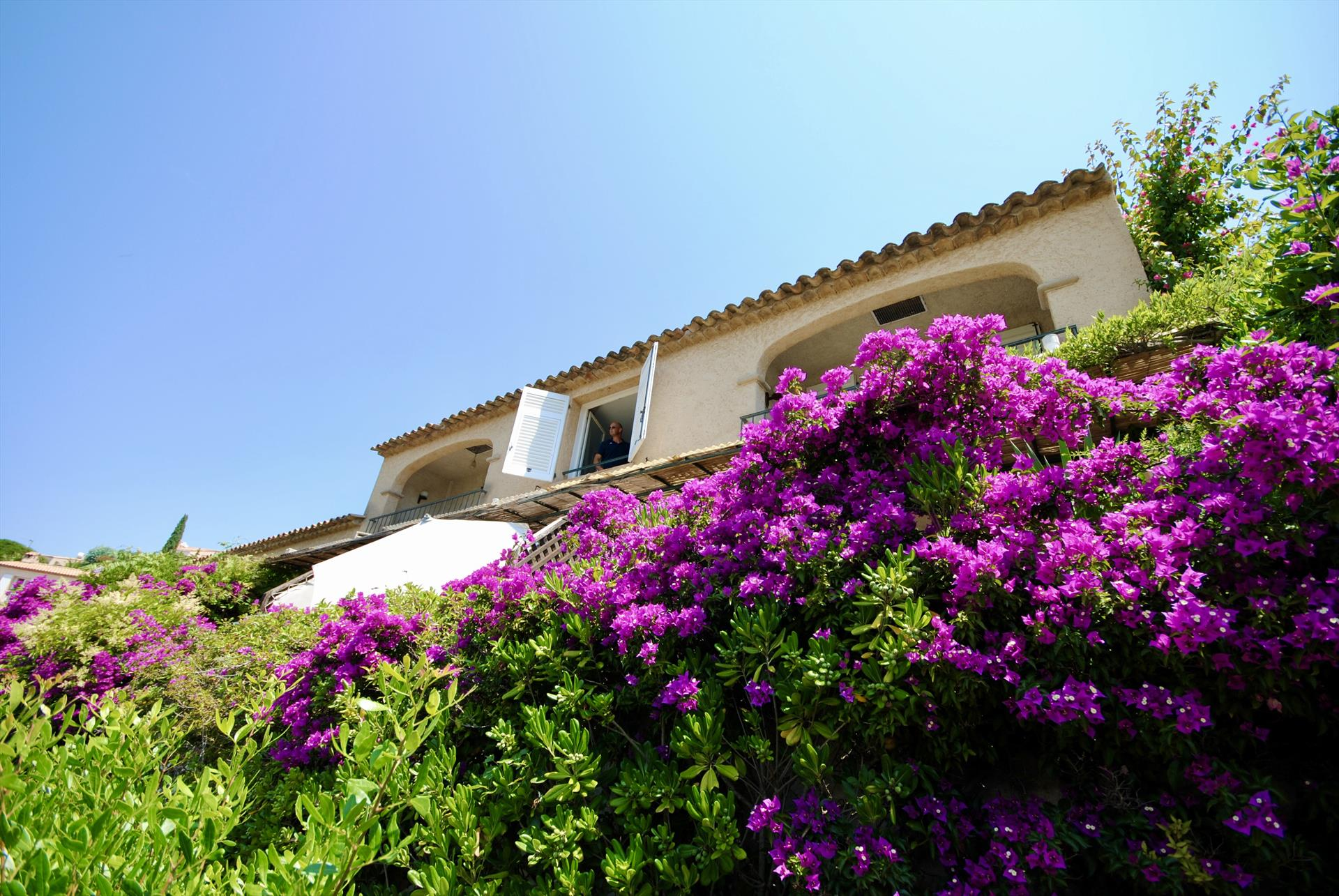 St Maxime, Classic and comfortable apartment in Sainte-Maxime, on the Cote d'Azur, France for 6 persons.....
