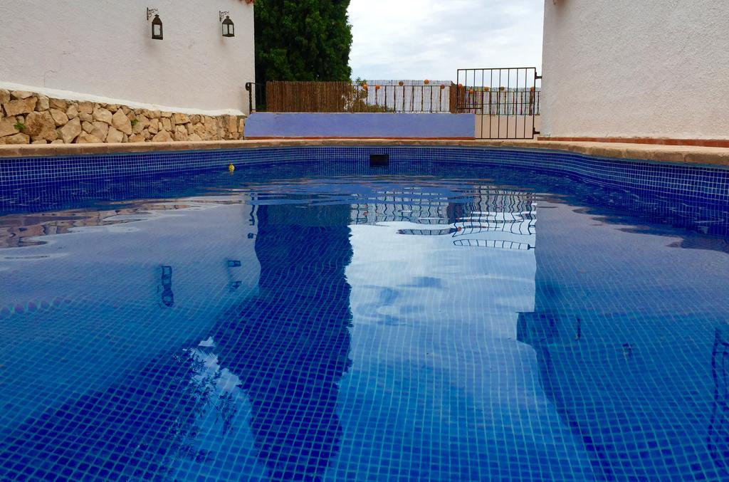 Villa Marieta, Villa in Benissa, on the Costa Blanca, Spain  with private pool for 6 persons.....