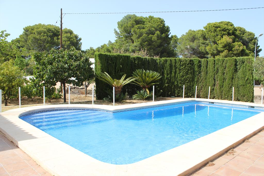 Villa Pegaso, Beautiful and comfortable villa  with private pool in Denia, on the Costa Blanca, Spain for 7 persons.....