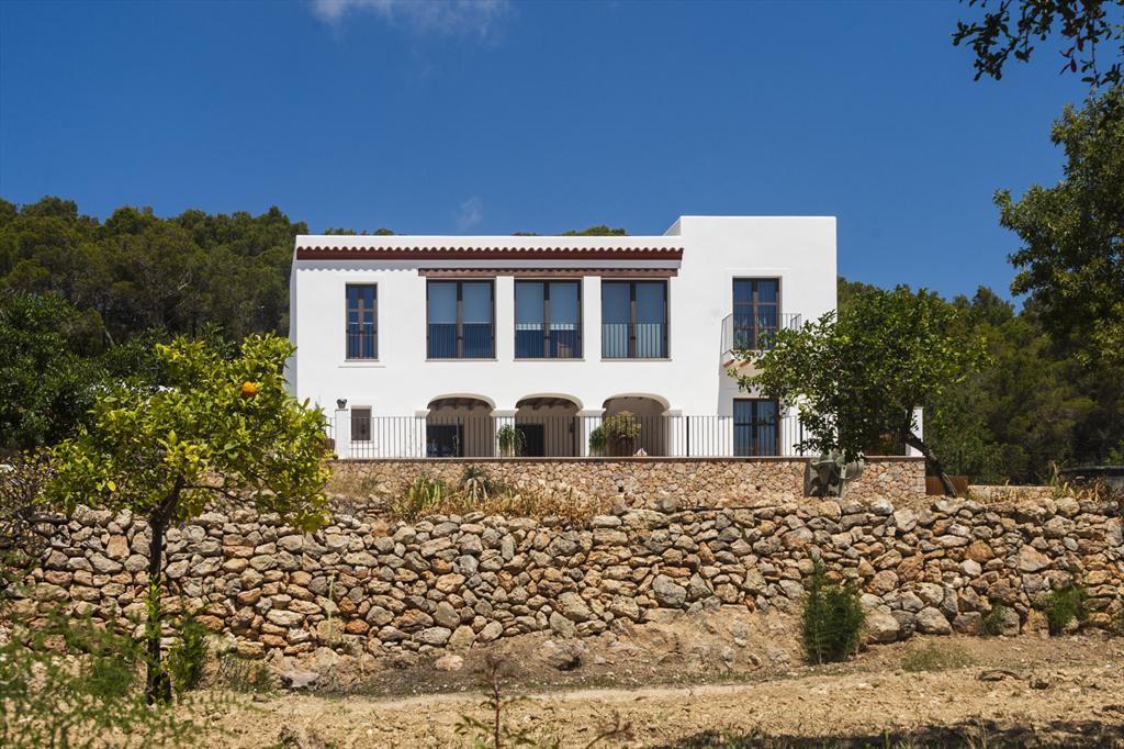 Prado,Wonderful and luxury villa  with private pool in Santa Eulalia, Ibiza, Spain for 8 persons...