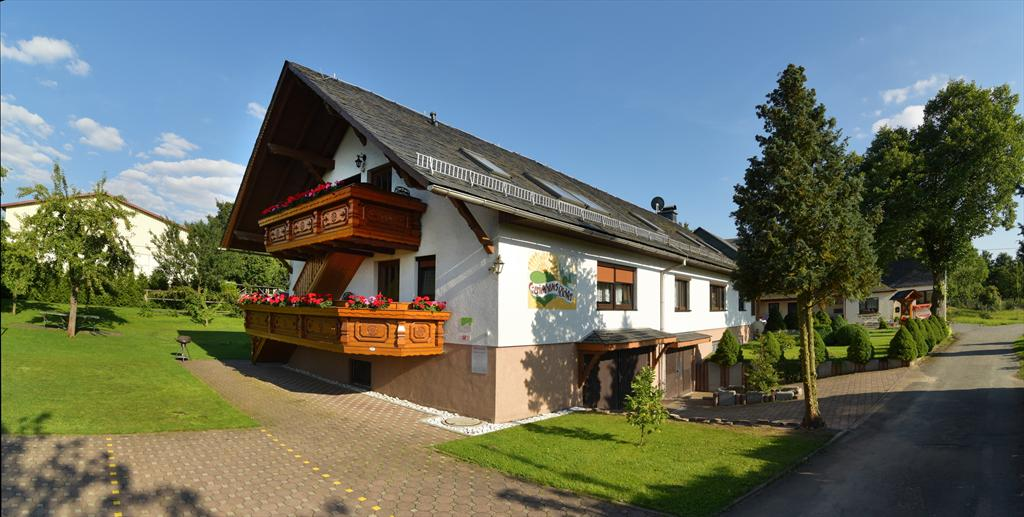 Fh richter - fewo birke, Large apartment in Drognitz, Ortsteil Lothra, Thüringer Wald, Schiefergebirge, Germany for 6 persons...