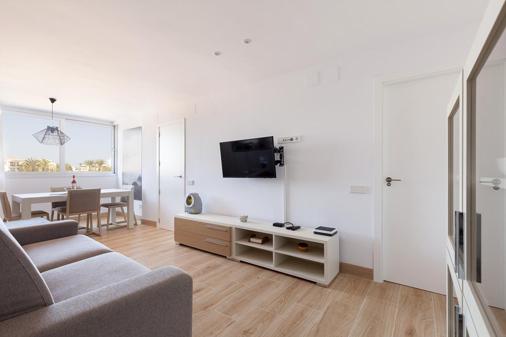 Urbatenis Javea, Modern and comfortable apartment in Javea, on the Costa Blanca, Spain for 4 persons...