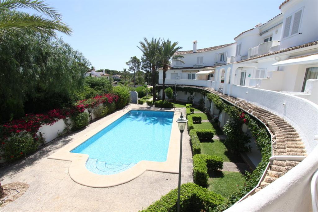 OASIS BEACH 39, Beautiful and comfortable apartment  with communal pool in Denia, on the Costa Blanca, Spain for 4 persons.....