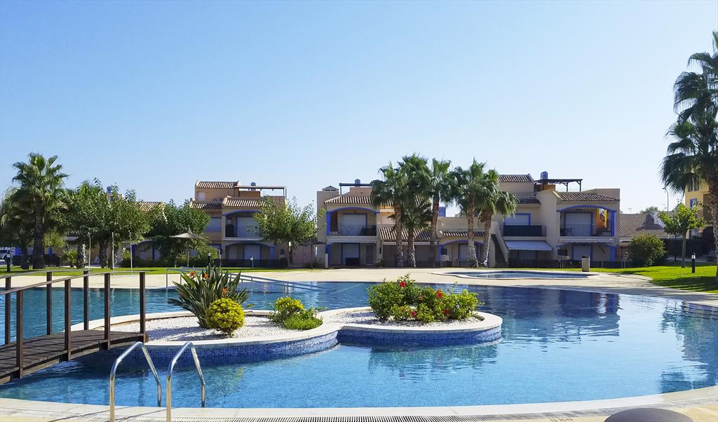 AP2223 Paradise El Verger, Modern and luxury apartment in El Verger, on the Costa Blanca, Spain  with communal pool for 6 persons.....