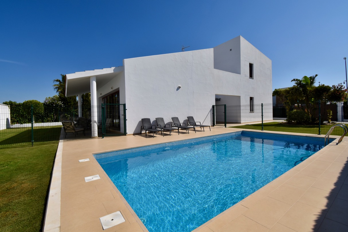 Andrea, Villa  with private pool in Conil de la Frontera, Costa de la Luz, Spain for 8 persons.....