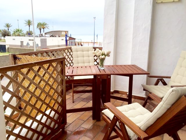 Pinomar, Apartment in Chiclana de la Frontera, Andalusia, Spain  with communal pool for 6 persons.....