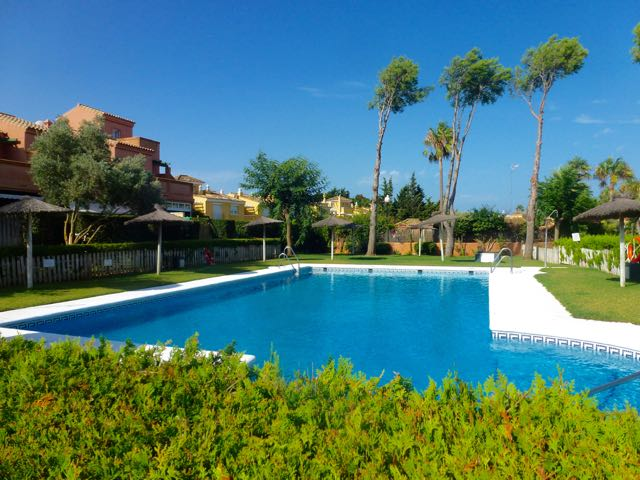 Hoyo 4, House  with communal pool in Chiclana de la Frontera, Andalusia, Spain for 8 persons.....