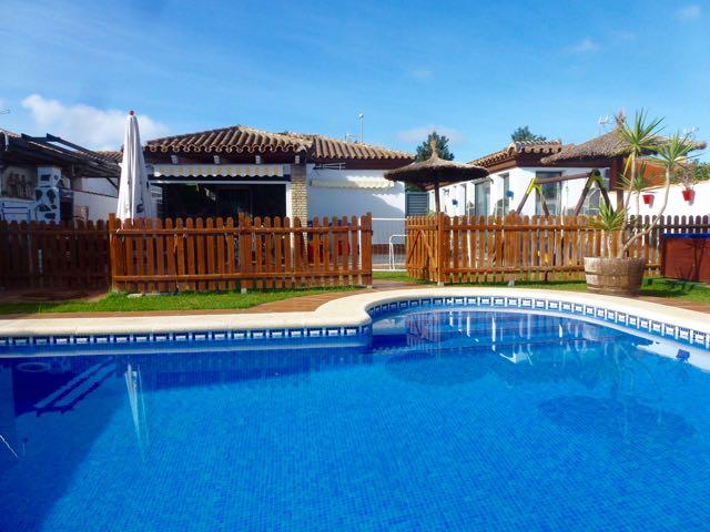 Torres, Villa in Chiclana de la Frontera, Andalusia, Spain  with private pool for 6 persons.....