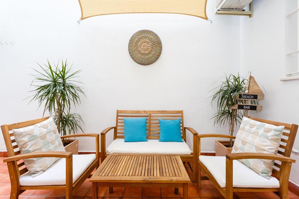 El Patio,Apartamento en Cádiz, Andalucía, España para 4 personas.....