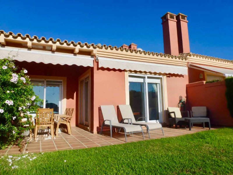 Teresa, House in Chiclana de la Frontera, Andalusia, Spain  with communal pool for 6 persons.....