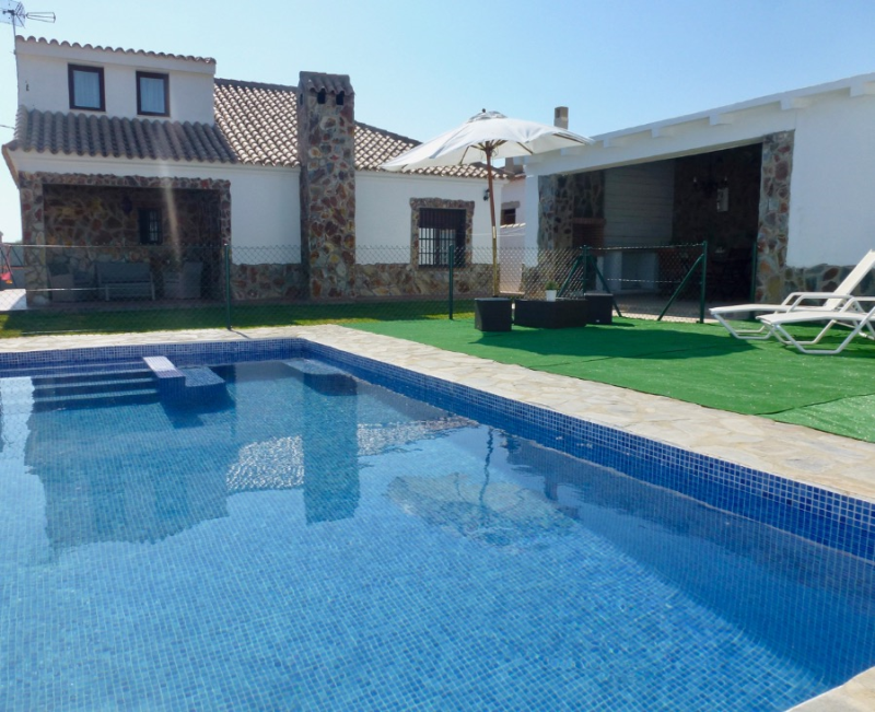 Manuela, Villa in Chiclana de la Frontera, Andalusia, Spain  with private pool for 8 persons.....