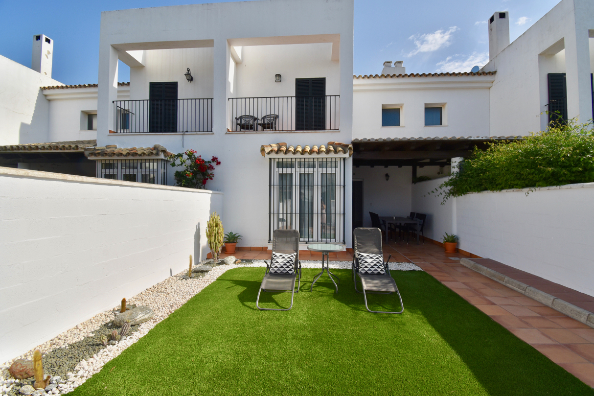 Antlia, Modern and comfortable villa in Chiclana de la Frontera, Andalusia, Spain  with communal pool for 8 persons.....