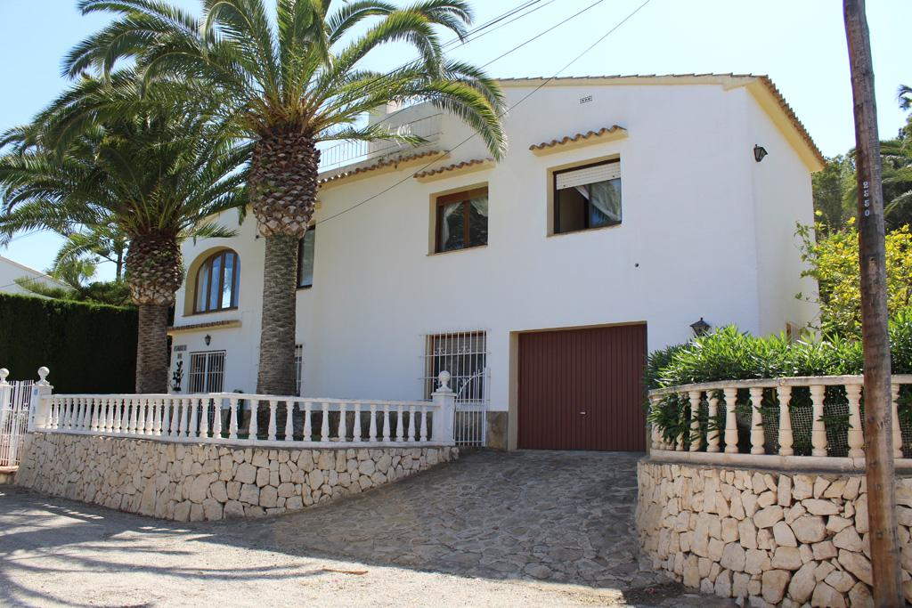 Casa La Chata LT, Classic villa  with private pool in Benissa, on the Costa Blanca, Spain for 4 persons.....