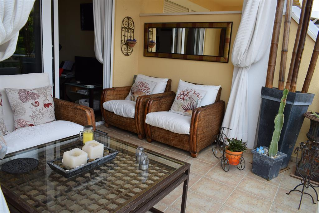 AP2122 Parque Bassetes y Playa, Modern and comfortable apartment  with communal pool in Denia, on the Costa Blanca, Spain for 4 persons.....
