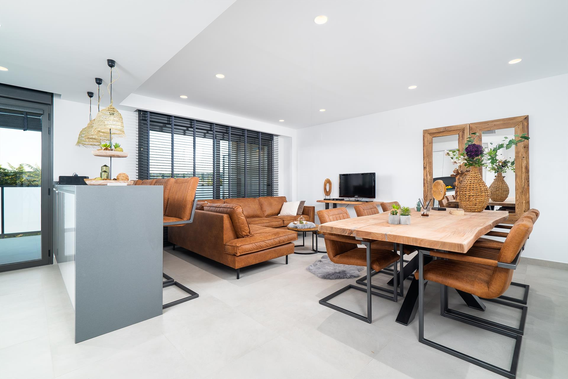 Arenal Dream III, Modern and comfortable apartment in Javea, on the Costa Blanca, Spain  with communal pool for 6 persons.....