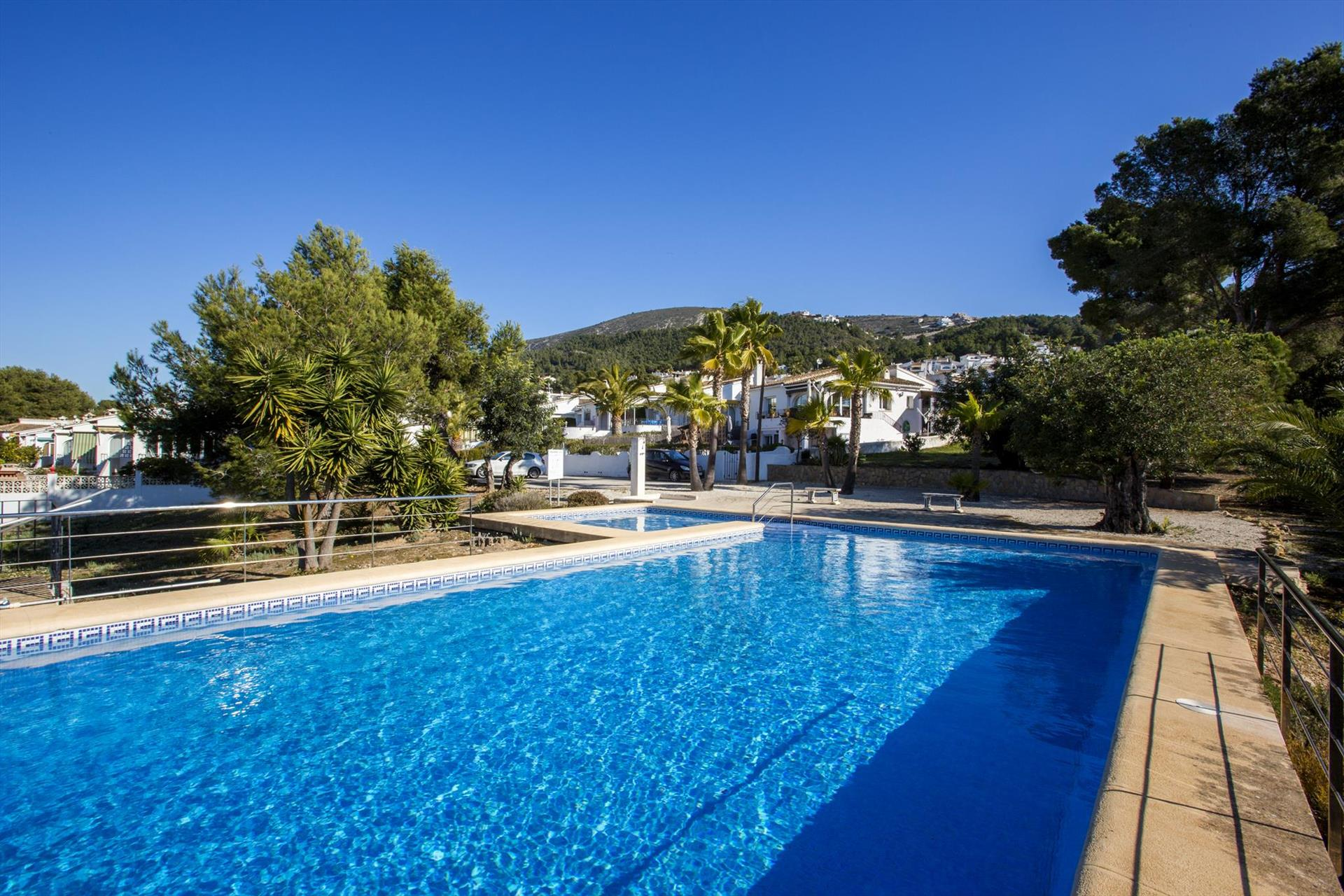 Ania, Classic and comfortable holiday home in Moraira, on the Costa Blanca, Spain for 4 persons...