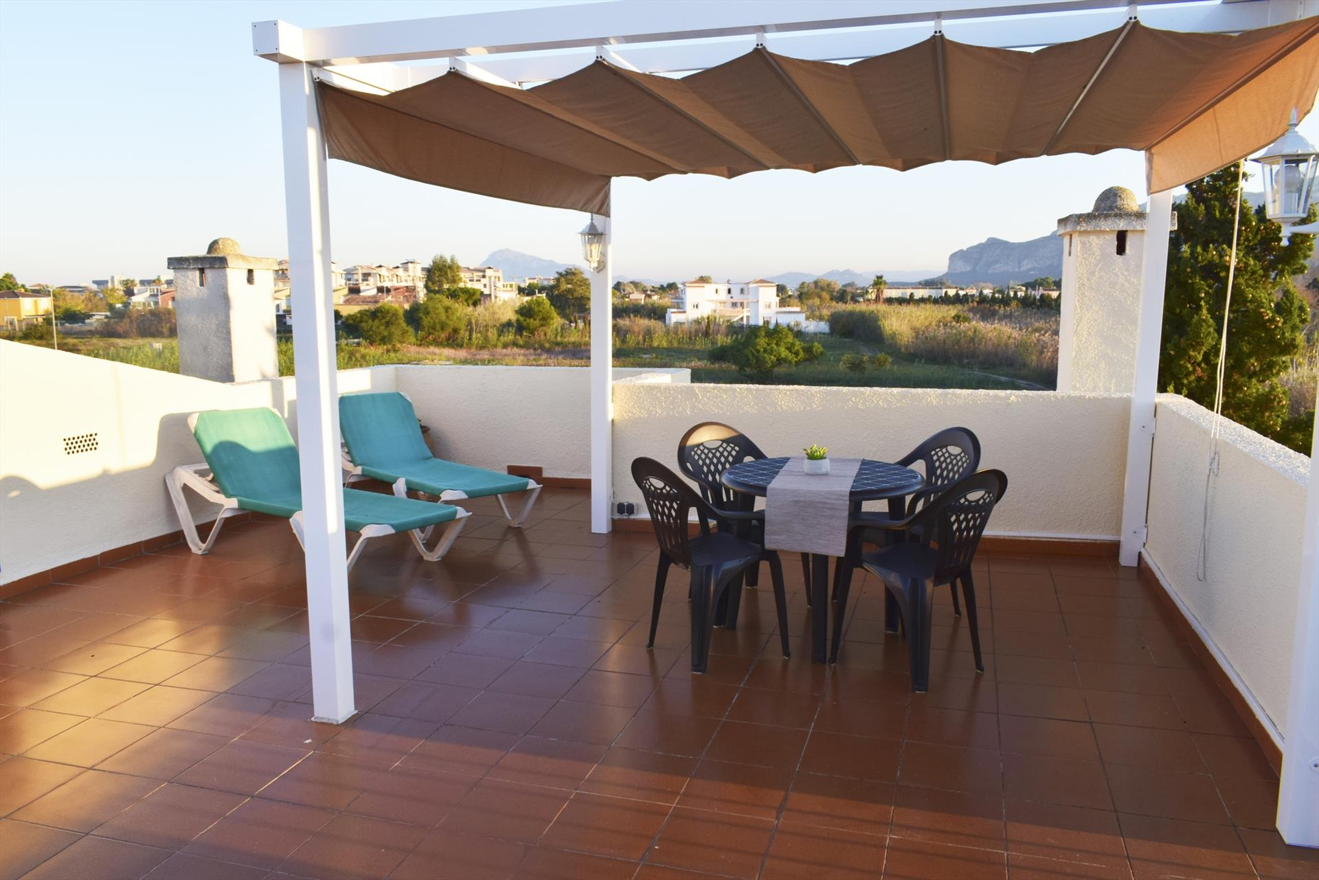 AP2127 Gran Solarium y Playa Virgen, Modern and comfortable apartment in Denia, on the Costa Blanca, Spain for 4 persons.....