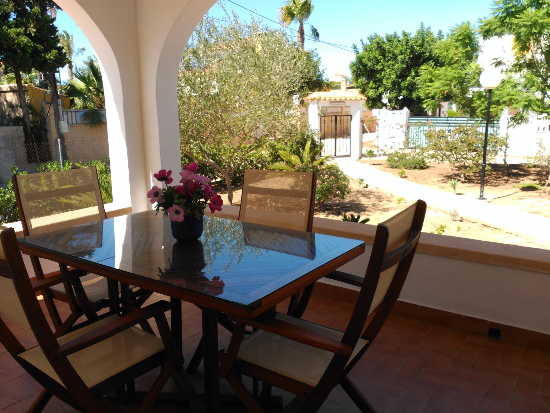 CH4202 Riu Palancia Les Deveses, Rustic and classic holiday house in Denia, on the Costa Blanca, Spain for 8 persons.....