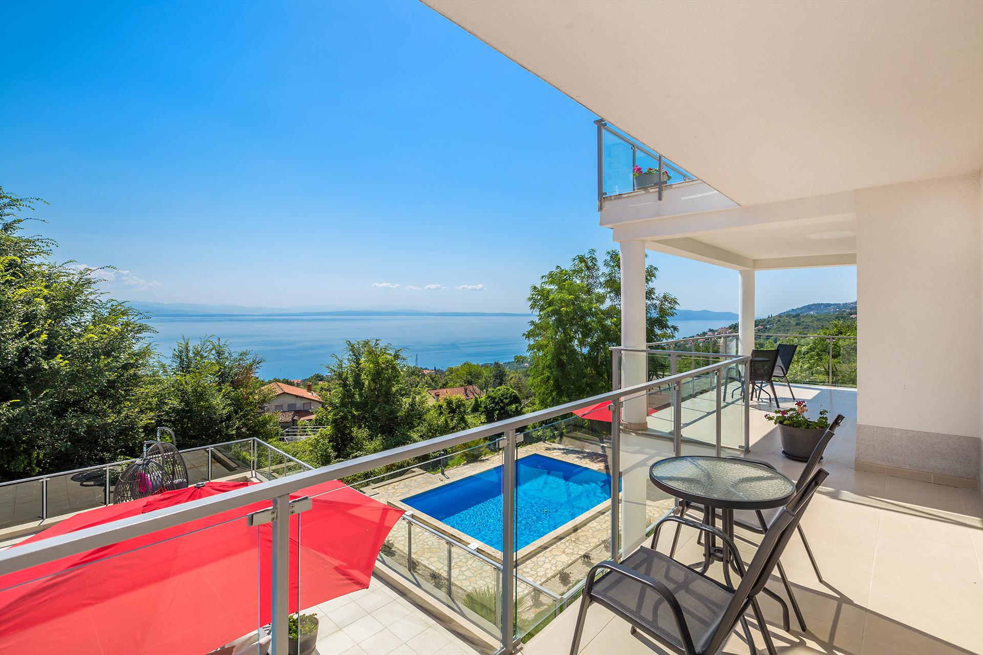 For Rent Luxurios Und Moderne Villa Mit Pool Und Meerblick Holiday