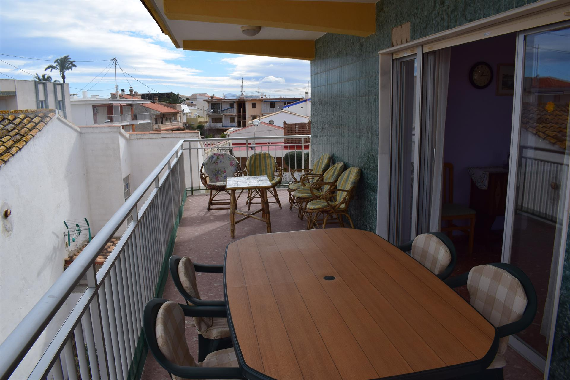 AP6320  Pau Pi illa de Mallorca, Classic and comfortable apartment in Oliva, on the Costa Blanca, Spain for 6 persons.....