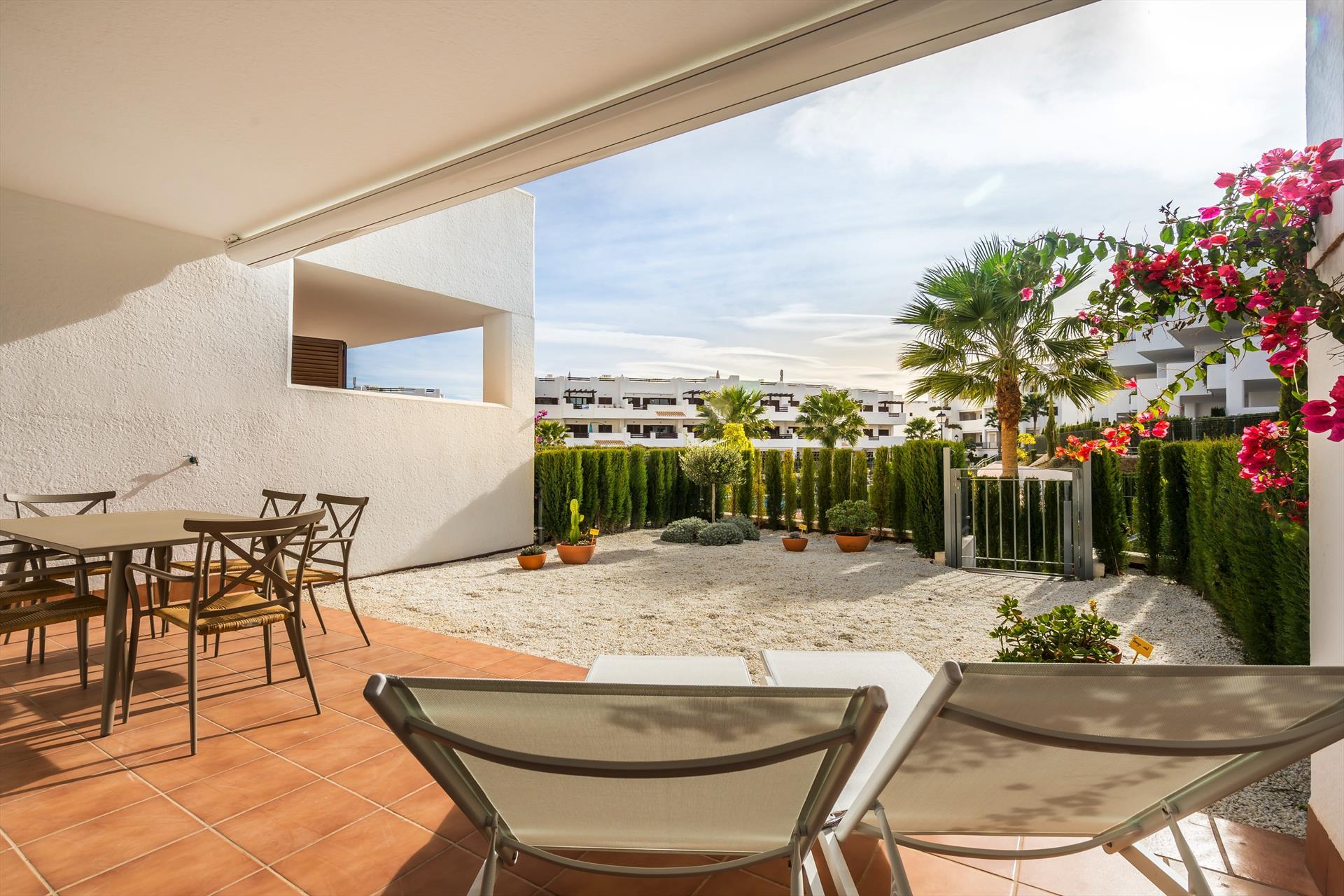 Casa antonio,Wonderful apartment  with communal pool in San Juan de los Terreros, Andalusia, Spain for 4 persons...