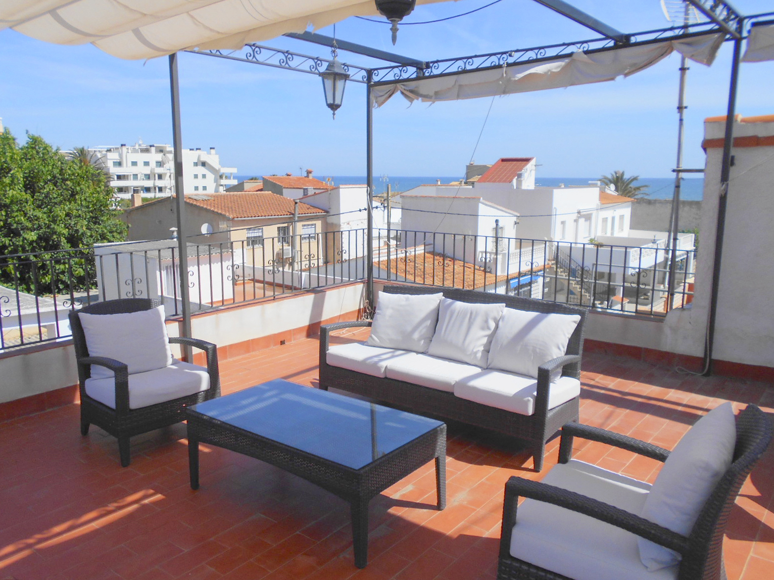 CA340 Bassetes Playa San Fernando, Large and comfortable house in Oliva, on the Costa Blanca, Spain for 6 persons.....