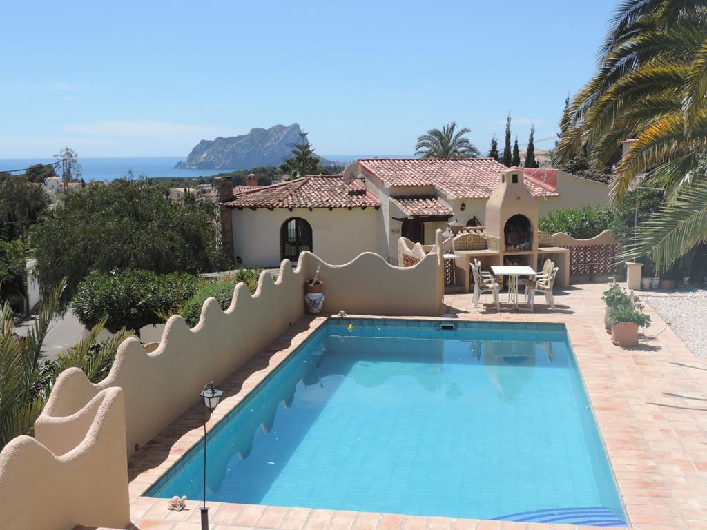 villa 2023,Villa in Benissa, on the Costa Blanca, Spain for 4 persons.....