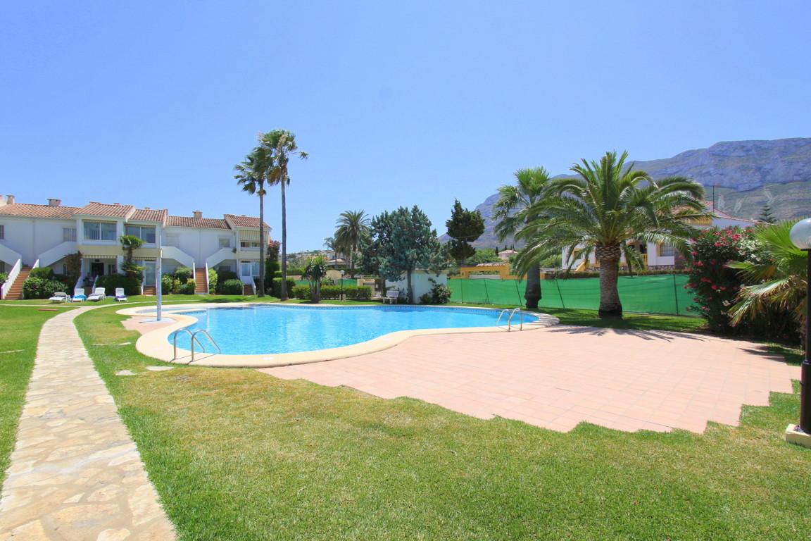 Aldea tranquila,Mooi en gezellig appartement in Denia, aan de Costa Blanca, Spanje  met gemeenschappelijk zwembad voor 5 personen...
