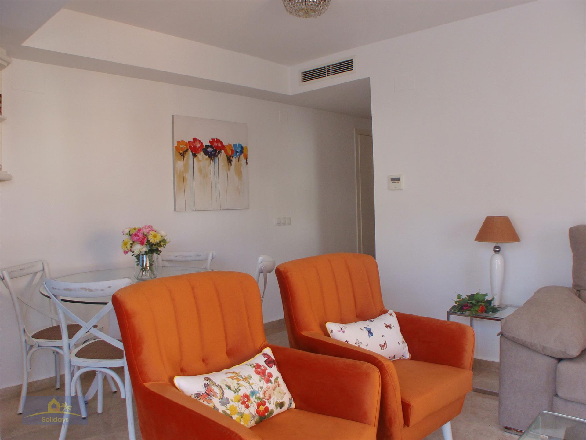 Mar y Sol Solidays Moraira, Comfortable apartment in Moraira, on the Costa Blanca, Spain for 4 persons.....