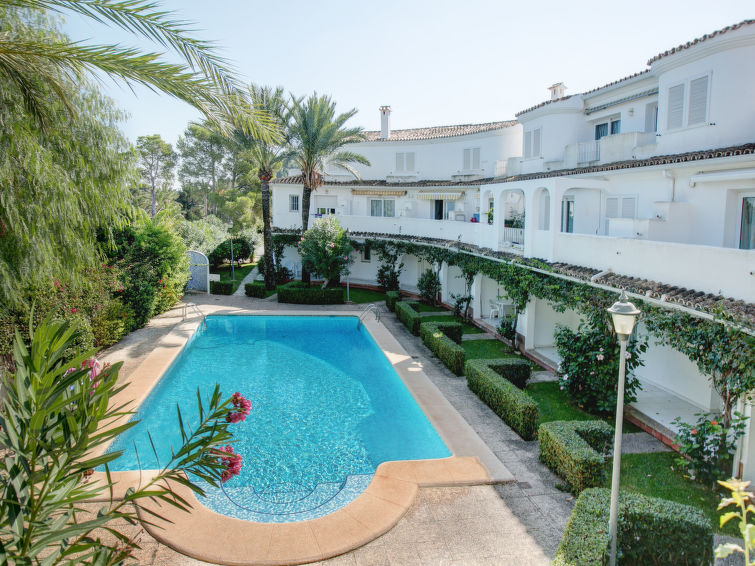 Oasis Beach 40, Apartment  with communal pool in Denia, on the Costa Blanca, Spain for 4 persons...