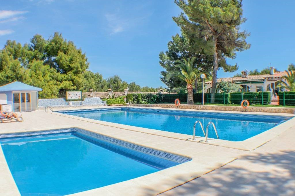 Milano Solidays Moraira, Wonderful holiday house  with communal pool in Moraira, on the Costa Blanca, Spain for 4 persons.....