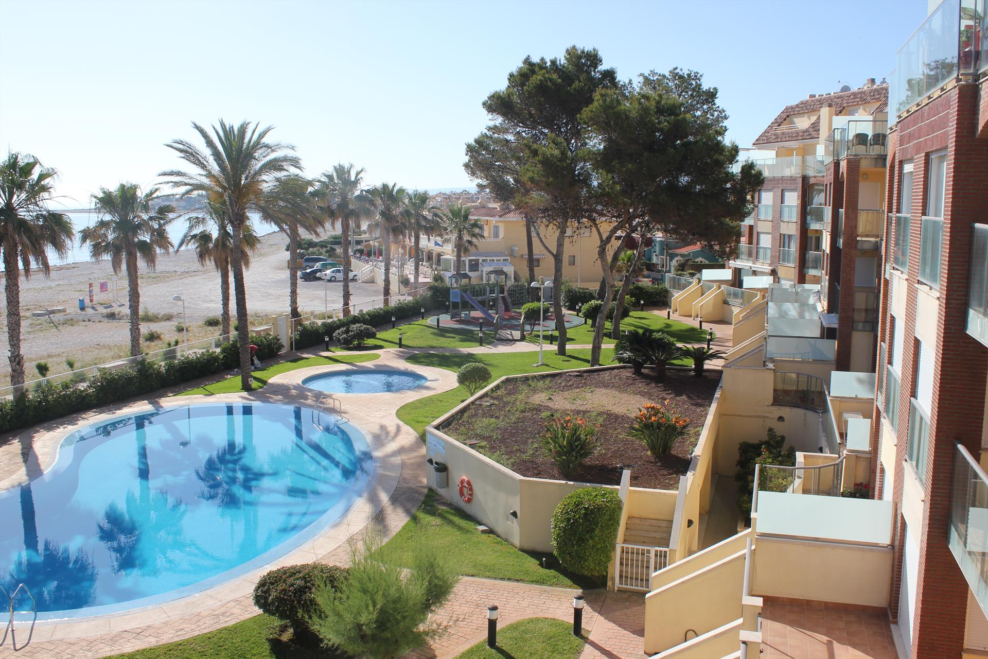 Azul Marino 12, Wonderful and cheerful apartment in Denia, on the Costa Blanca, Spain for 5 persons.....